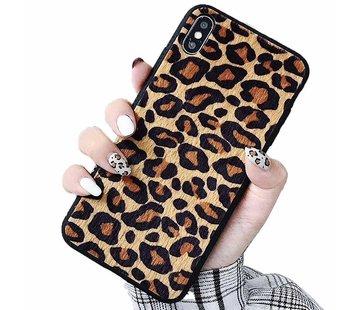ShieldCase® Panter hoesje bruin iPhone X / Xs