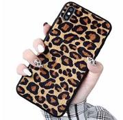 ShieldCase® Panter hoesje bruin iPhone Xr