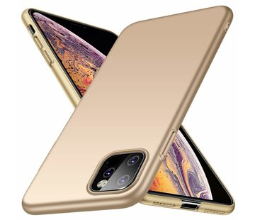 ShieldCase® Ultra thin case iPhone 11 Pro Max (goud)