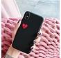 ShieldCase Heart Eyes iPhone Xr hoesje (zwart)