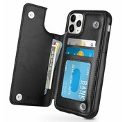 ShieldCase® iPhone 11 Pro wallet case (zwart)