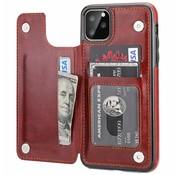 ShieldCase® iPhone 11 Pro wallet case (bruin)