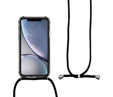 ShieldCase Shock hoesje met zwart koord iPhone 11