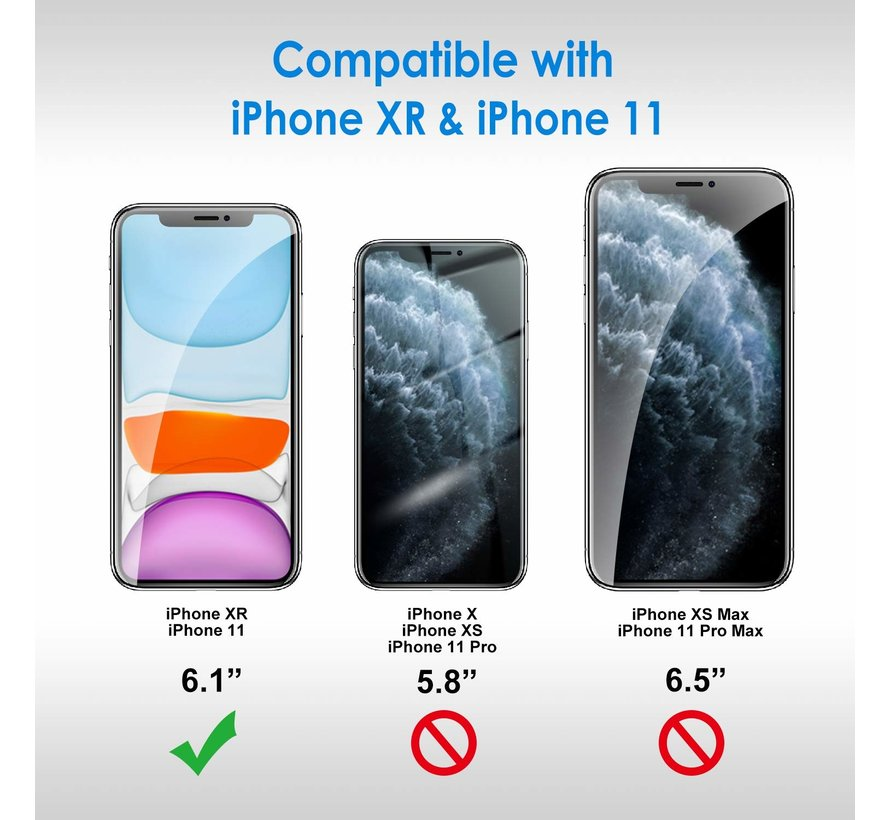ShieldCase Tempered Glass Screenprotector iPhone 11