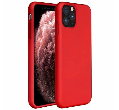 ShieldCase ShieldCase Silicone case iPhone 11 Pro (rood)