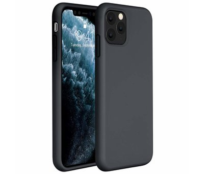 ShieldCase ShieldCase Silicone case iPhone 11 Pro (zwart)