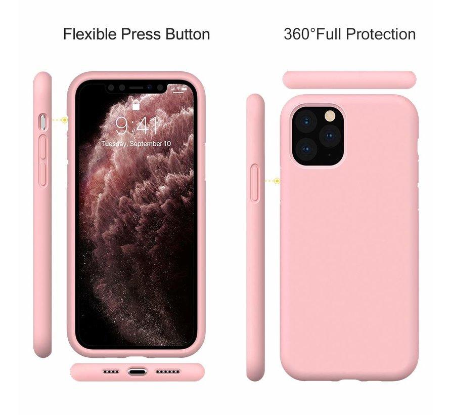 ShieldCase Silicone case iPhone 11 Pro (roze)