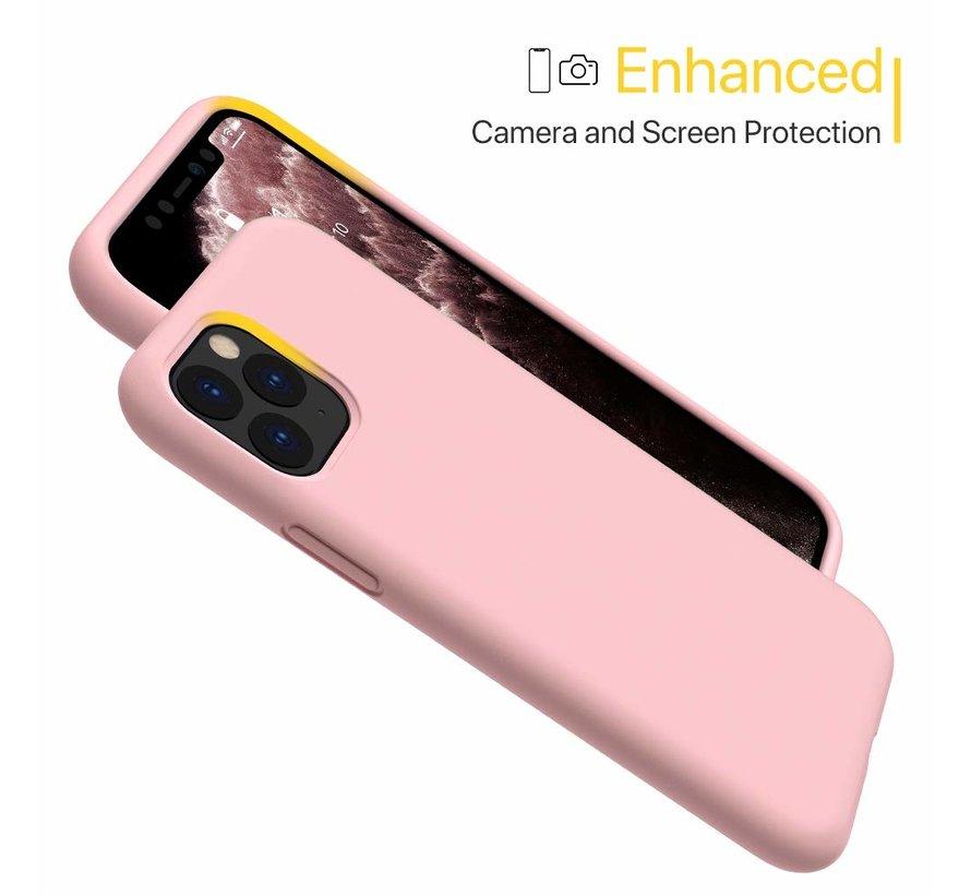 ShieldCase Silicone case iPhone 11 Pro Max (roze)