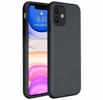 ShieldCase® Silicone case iPhone 11 (zwart)
