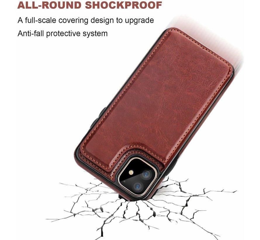 ShieldCase Wallet Case  iPhone 11 (bruin)