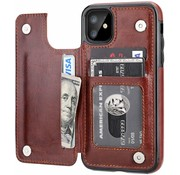 ShieldCase® iPhone 11 wallet case (bruin)