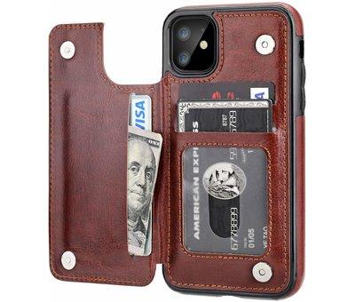ShieldCase® ShieldCase iPhone 11 wallet case (bruin)