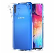 ShieldCase® Ultra dun transparant hoesje Samsung A50