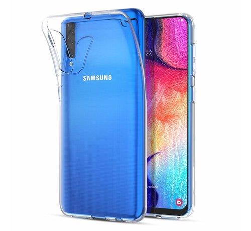 ShieldCase Shieldcase ultra dun transparant hoesje Samsung A50