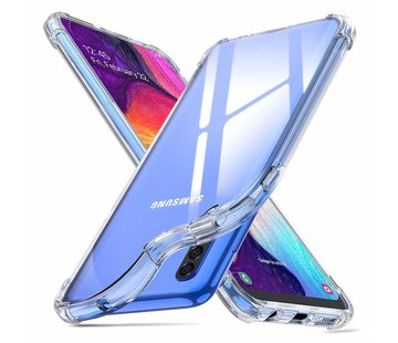 ShieldCase Shock case Samsung  Galaxy A50 (transparant)