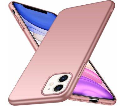 ShieldCase ShieldCase Ultra thin case iPhone 11  (roze)