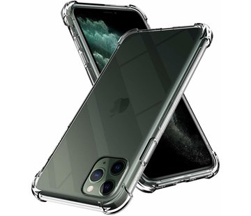ShieldCase® Shock case iPhone 11 Pro Max (transparant)