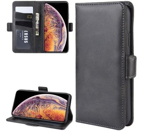 ShieldCase ShieldCase Leren Bookcase iPhone 11 Pro (zwart)