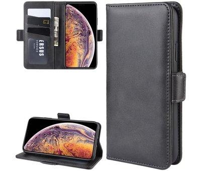 ShieldCase ShieldCase Leren Bookcase iPhone 11 Pro Max  (zwart)