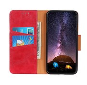 ShieldCase® Wallet Bookcase iPhone 11 (rood)