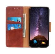 ShieldCase® Wallet Bookcase iPhone 11 Pro (bruin)