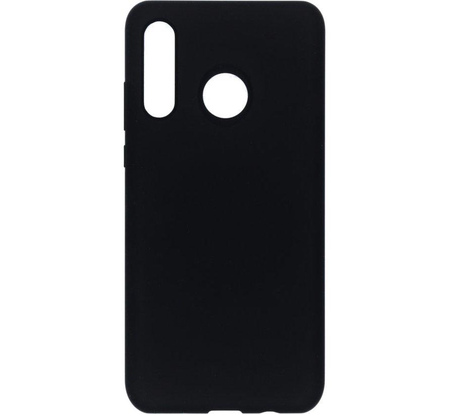 Shieldcase Silicone case Huawei P30 Lite (zwart)