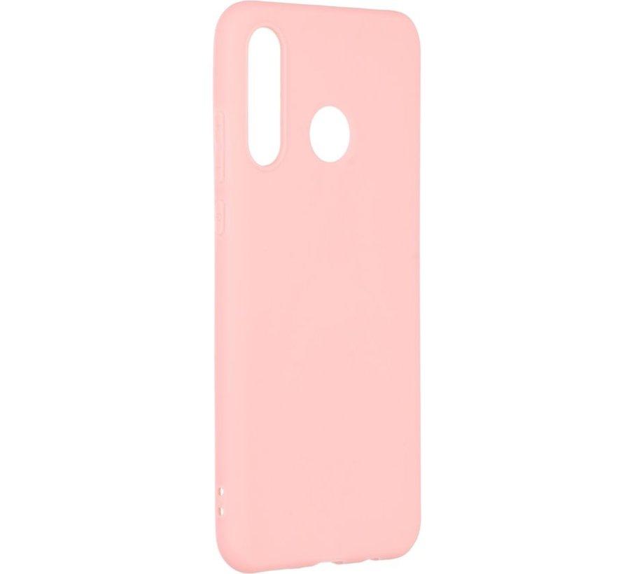 Shieldcase Silicone case Huawei P30 Lite (roze)