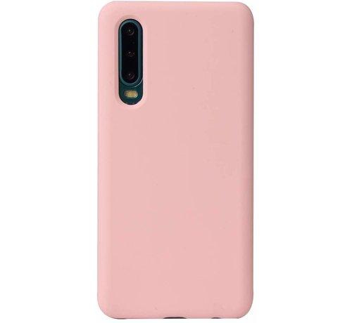 ShieldCase® Shieldcase Silicone case Huawei P30 Lite (roze)