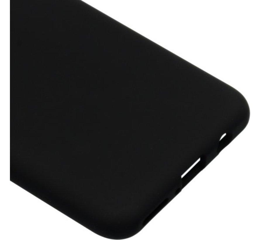 Shieldcase Silicone case Huawei P30 (zwart)