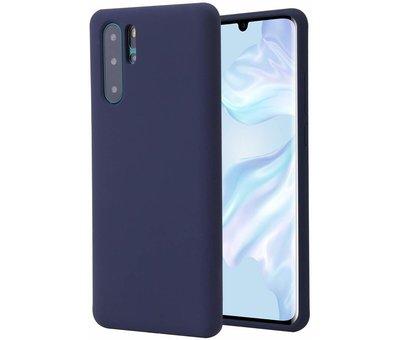 ShieldCase Shieldcase Silicone case Huawei P30 Pro (blauw)