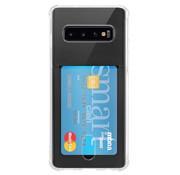 ShieldCase® Samsung Galaxy S10e Shock case met pashouder
