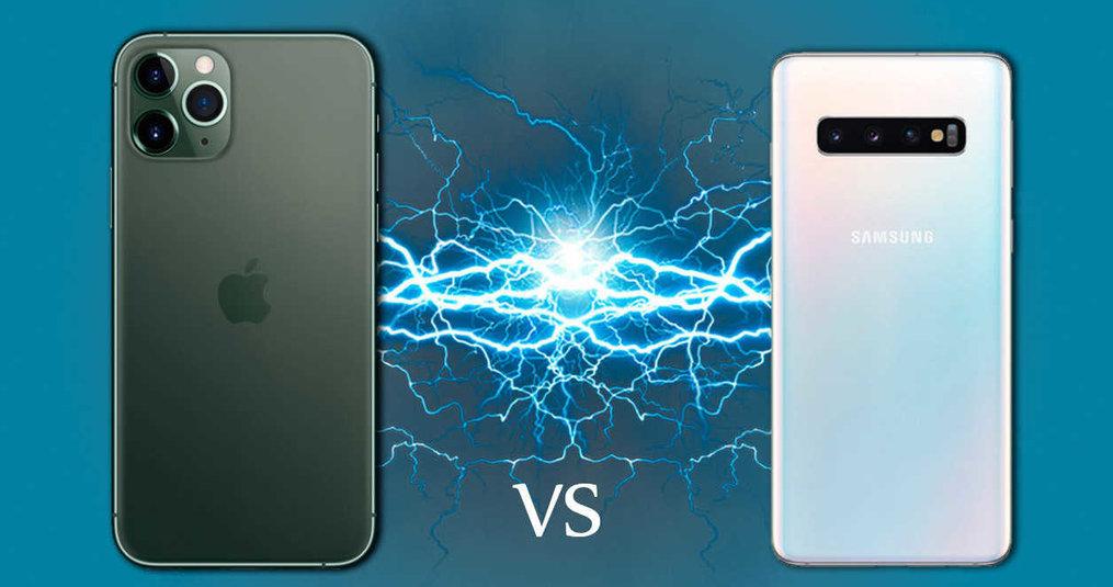 iPhone of Samsung, welke moet je kiezen?