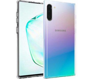 ShieldCase® Ultra thin silicone case Samsung Galaxy Note 10 (transparant)