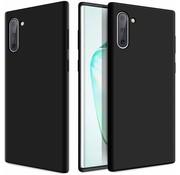 ShieldCase® Silicone case Samsung Galaxy Note 10 (zwart)