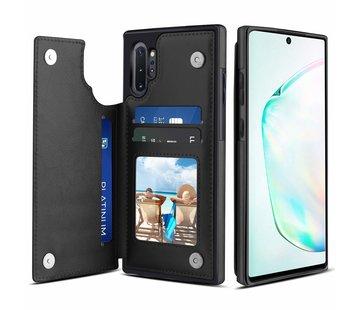ShieldCase® Wallet Case Samsung Galaxy Note 10 (zwart)