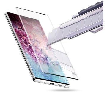 ShieldCase Tempered Glass Screenprotector Samsung Galaxy Note 10 Plus