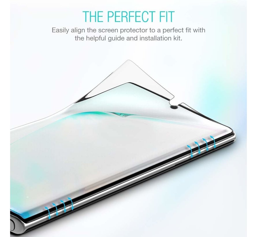 ShieldCase Plastic Screenprotector Samsung Galaxy Note 10 Plus