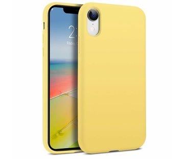 ShieldCase® Silicone case iPhone Xr (geel)