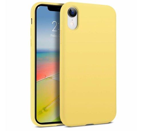 ShieldCase ShieldCase Silicone case iPhone Xr (geel)