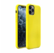 ShieldCase® Silicone case iPhone 11 Pro Max (geel)