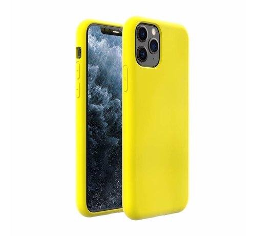 ShieldCase® ShieldCase Silicone case iPhone 11 Pro Max (geel)