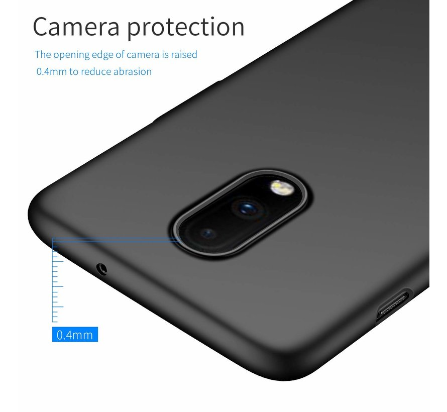 ShieldCase Ultra thin  case OnePlus 7 (zwart)
