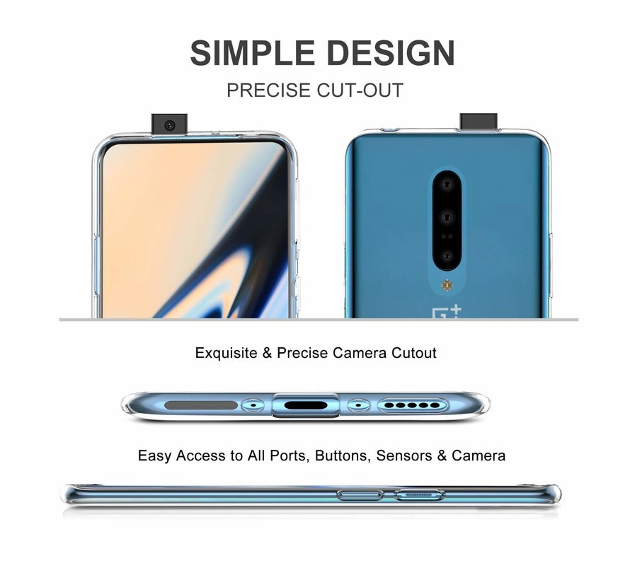 Shieldcase Ultra thin silicone case OnePlus 7 Pro