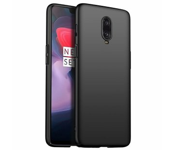 ShieldCase® Ultra thin  case OnePlus 6T (zwart)