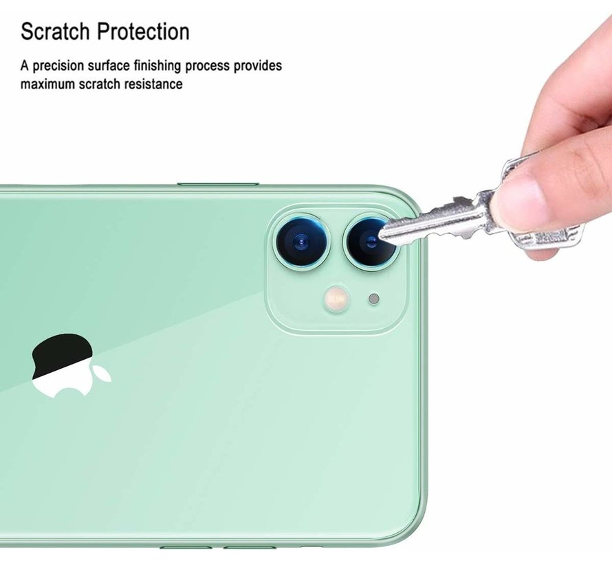 ShieldCase iPhone 11 Camera Lens protector (tempered glass)