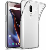 ShieldCase Ultra thin silicone case OnePlus 6T (transparant)