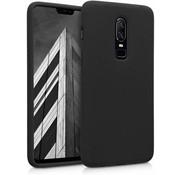 ShieldCase Silicone case OnePlus 6T (zwart)
