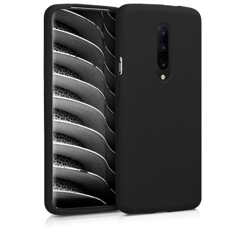 ShieldCase Shieldcase Silicone case OnePlus 7 (zwart)