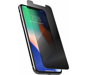 ShieldCase® Privacy Tempered Glass Screenprotector iPhone Xr