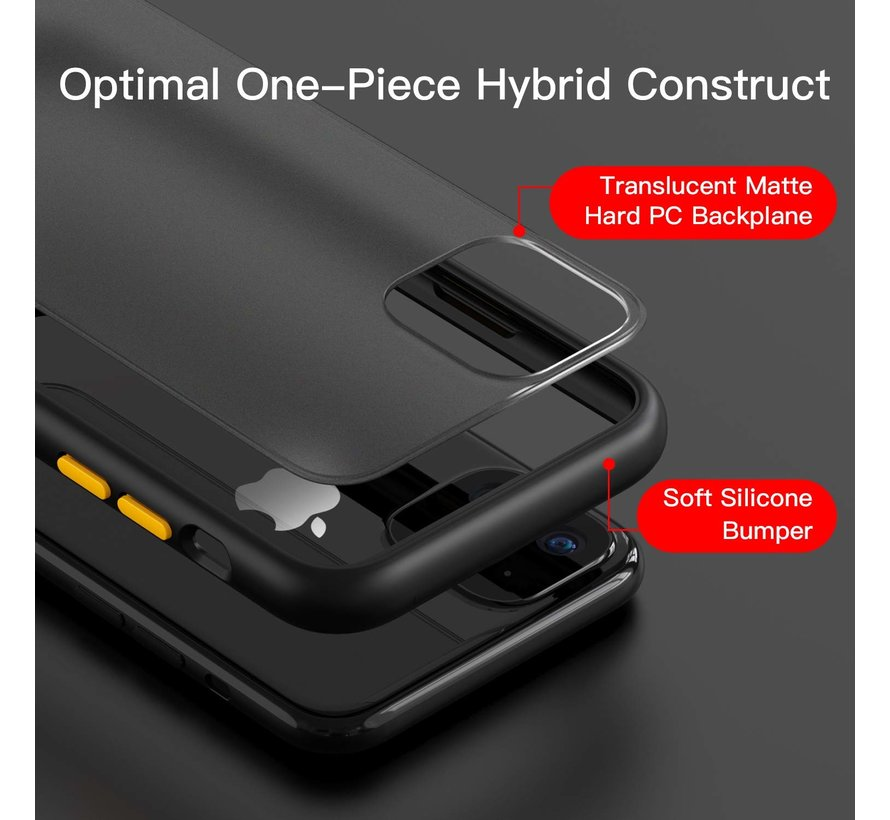 ShieldCase smalle bumper case iPhone 11 (zwart)